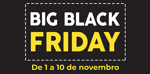 Big Black Friday CasaShopping