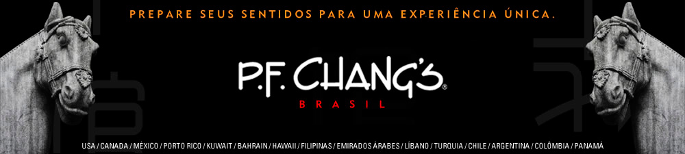 PF Changs no CasaShopping