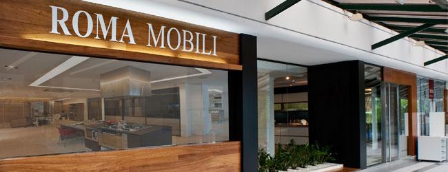 Casashopping loja roma mobili - Gaggioli mobili roma ...